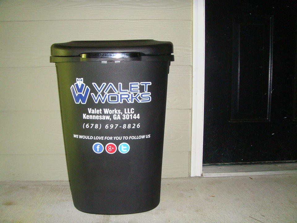 Valet Trash Pickup