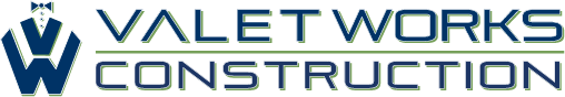 Valet Works Construction website logo